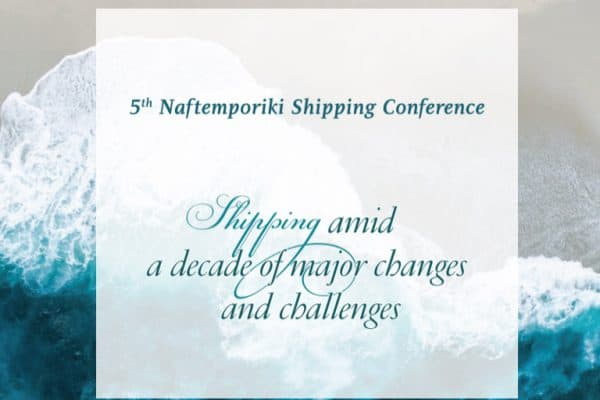 Naftemporiki 5th Shipping Conference 2020
