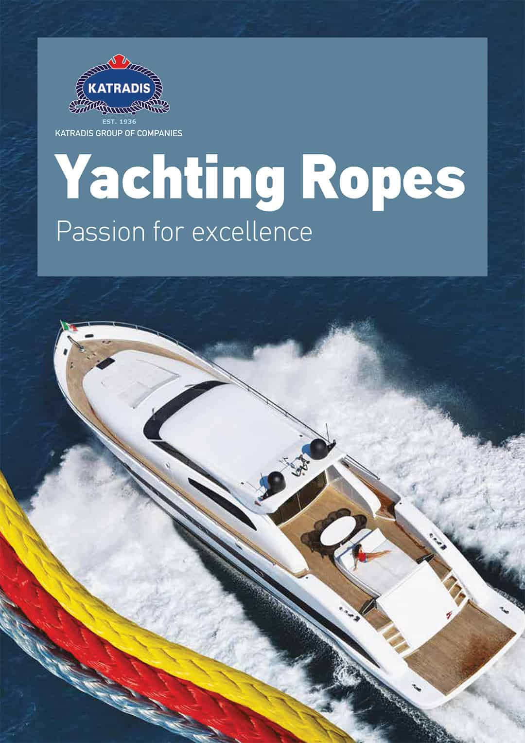 Yachting Ropes 1