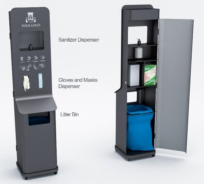 dispensers 1
