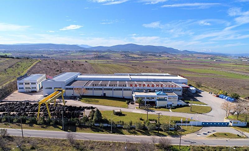 factory tour tms 2s