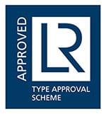 LR Type Approval mark 150
