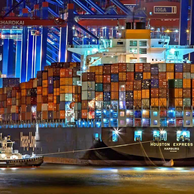 Lashing Equipment Securing your containers onboard