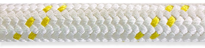 mooring double braided polyester rope hor 2