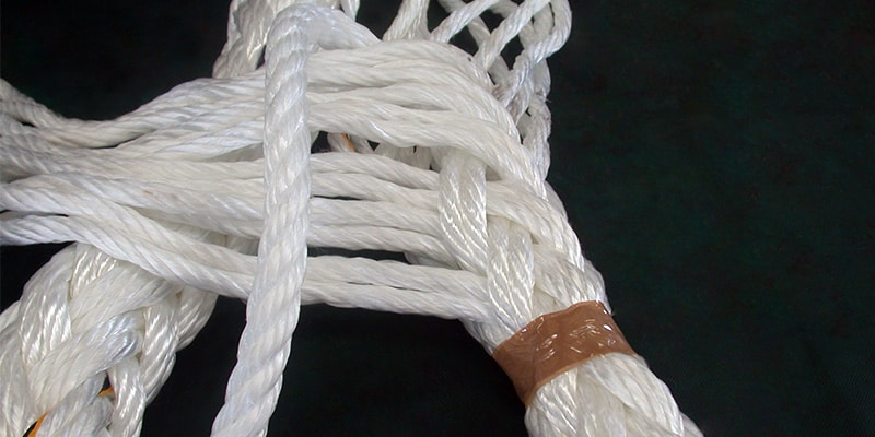 Unbraided 24-strand rope - core rope