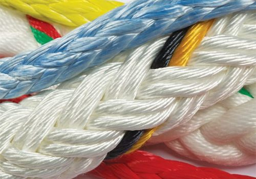 Synthetic Mooring Ropes