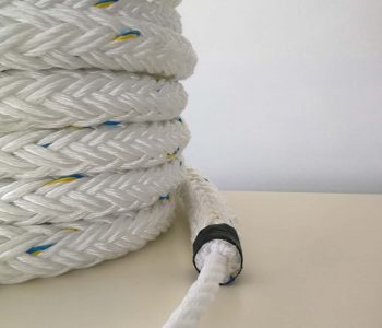 Reduced Snap Back Ropes
