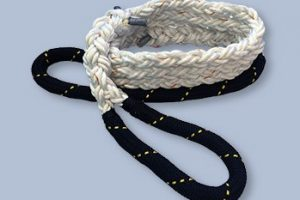 Single Braided<br/> Mooring Tails